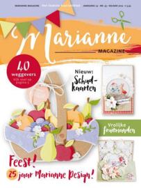 000028/0043  Marianne Design - Marianne Doe - Magazine No. 43