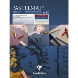 96110C Pastelmat pad 360g 18x24 N°4