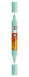 020 ONE4ALL Acrylic twin marker Lago blue pastel