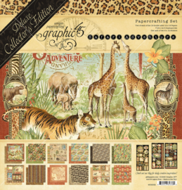 4502022 Raining  Safari Adventure Deluxe Collector's Edition