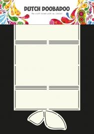 470.713.598 Fold  Card Art Butterfly
