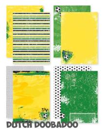 473.005.012 Dutch designpapier A4 - Kick It