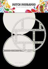 470.713.833 Dutch Doobadoo Card Art Easel Card Circle