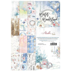 MP-60335 Memory Place Winter Wonderland A4 Paper Pack