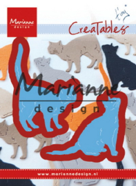 LR0591 Creatables Tiny's cats
