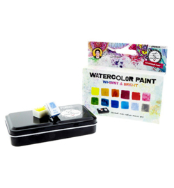WCBM02 ART BY MARLENE 3.0  Watercolor Paint set 2