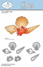 1146 Stansset Shells Large