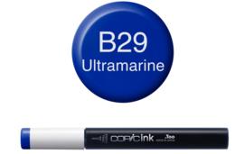 Copic inktflacon Copic inktflacon B29 Ultramarine