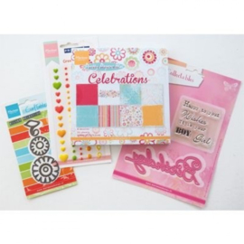PA4065 Marianne Design products assorti celebrations