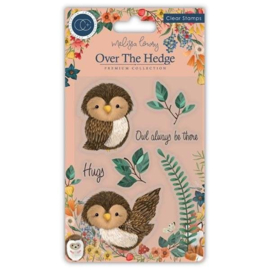 CCSTMP018 Craft Consortium Olivia the Owl Clear Stamps