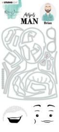 KJ-MBKJ-SCD13 Stamp & Cutting Die Missees By Karin Joan