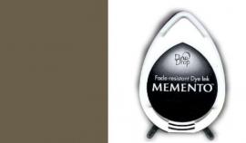 MD-000-808 Memento Dew Drop inktkussen Expresso truffle