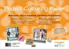 07010 papier - Perfect Colouring Paper A4