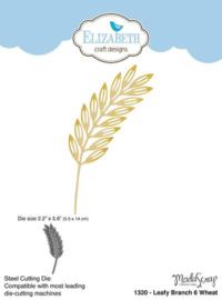 1320 Leafy Branch 6 Wheat