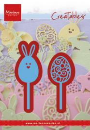 LR0590 Creatables Easter pins