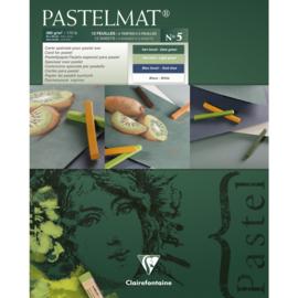 96114C Pastelmat pad 360g 24x30 N°4
