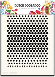 470.715.122 Dutch Doobadoo Mask Art Honeycomb
