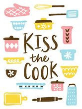 2004925 Cricut Iron-On Designs Kiss the Cook