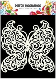 470.715.500 Mask Art Butterfly