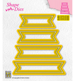 SD202 - Set of 4 tags-1