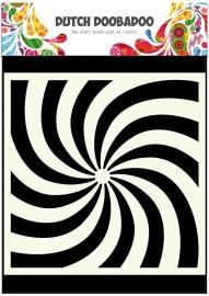 470.715.600 Mask Art Spiral