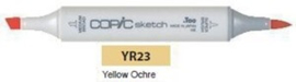 YR23  Copic Sketch Marker Yellow Ochre
