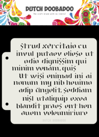 470.715.152 Mask Art Script