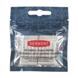 2300023  Derwent Elektrische Gum navulling