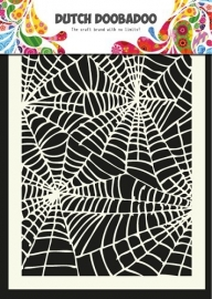 470.715.011 Mask Art A5 Spiderweb
