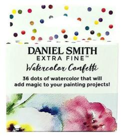 DS285900101 DS Watercolor Dots Card Sets - Confetti