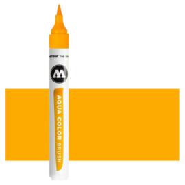 003 Molotow Aqua Color Brush  Orange
