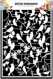 472.948.039 Laser Paper Art A5 Birds