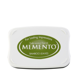 ME-000-707 Memento Ink Pad Bamboo Leaves