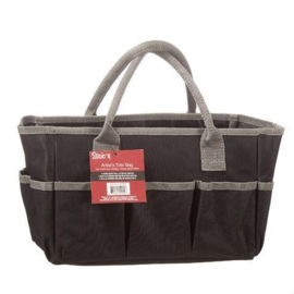 30052083 Darice - Studio 71 - Artist Tote Bag Black
