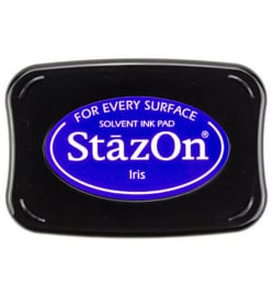 SZ-000-011 Stazon Ink Pad Iris