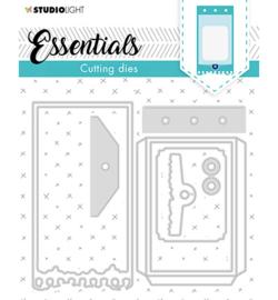 SL-ES-CD11 Cutting Die Instant film photo frames Essentials