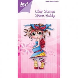 6410/0903 Joy!Crafts Stempel Sherri Baldy nr. 3