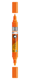 218 ONE4ALL Acrylic twin marker Neon orange fluorescent