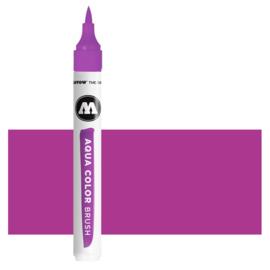 010 Molotow Aqua Color Brush  Purple