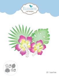 1539 Stansset tropical Florals