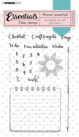 STAMPSL512 Planner Collection - Clearstamp
