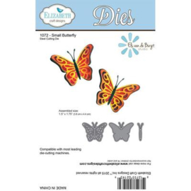 1072 Small Butterfly