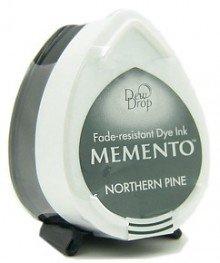 MD-000-709 Memento Dew Drop inktkussen Northern pine