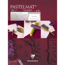 96001C Pastelmat pad n°3 18x24cm 12sh 360g