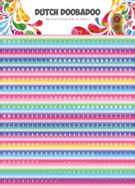 491.200.016 Sticker Art Text alfabet