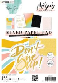 MPPKJ01 Paper Pad Karin Joan Missees