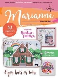 000028/0038  Marianne Design - Marianne Doe - Magazine No. 38