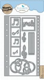 1654 Elizabeth Craft Designs Planner Essentials 10