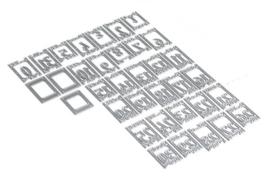 1678 Elizabeth Craft Designs Planner Essentials 17 - Filmstrip Numbers