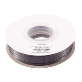 301002-5005 Vaessen Creative • Satijnlint dubbel 3 mm 100m Antraciet